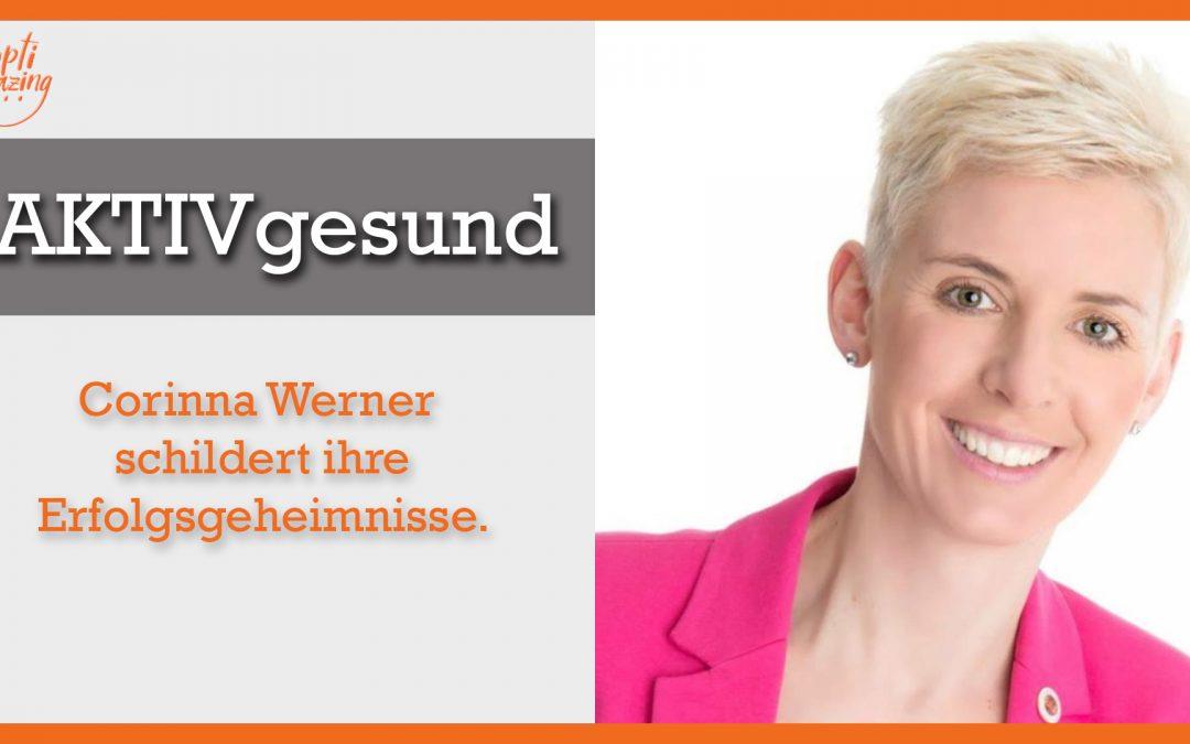 Gesundheitsexpertin Corinna Werner